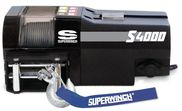 NEW S4000 Lier 1814 kg 12V Superwinch Elektrische Lier