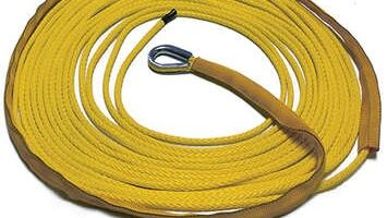 Synthetic Rope Liertouw Terra45 Superwinch Lier